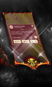 Battle Rosebud SMS Cover apk screenshot
