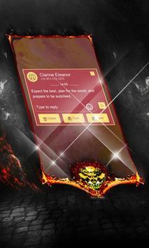 Bear SMS Cover apk screenshot