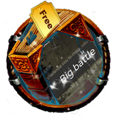Big battle SMS Cover icon