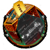 Blood SMS Cover icon