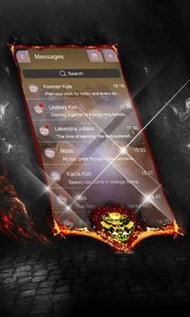 Charcoal Net SMS Cover screenshot 8