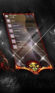Charcoal Net SMS Cover screenshot 3