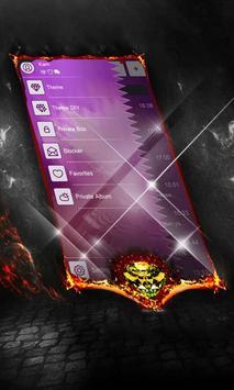Charcoal Swift SMS Cover screenshot 3