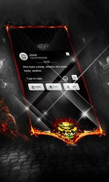 Deep space SMS Cover screenshot 10