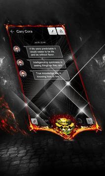 Deep space SMS Cover screenshot 1