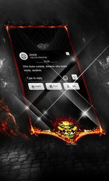 Deep space SMS Cover screenshot 2