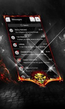 Deep space SMS Cover screenshot 8