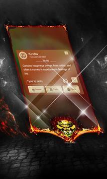 Delight SMS Cover apk screenshot