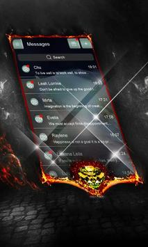 Ethereal towers SMS Cover apk screenshot