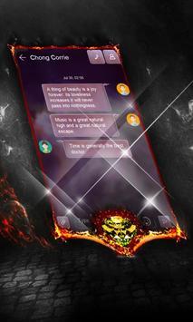 Epic purple SMS Cover screenshot 1