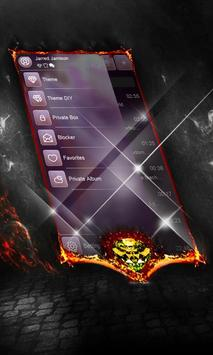 Epic purple SMS Cover screenshot 3