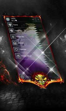Falling SMS Cover apk screenshot