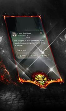 Feline Stonewort SMS Cover screenshot 2