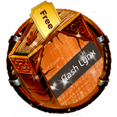 Flash Lynx SMS Cover icon
