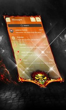 Flash Lynx SMS Cover poster