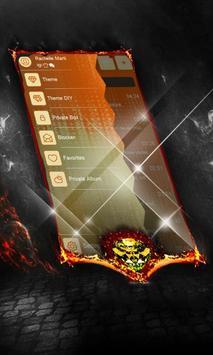 Flash Lynx SMS Cover apk screenshot
