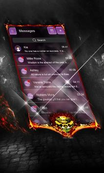 Forceful SMS Cover apk screenshot