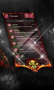 Fractal SMS Cover apk screenshot