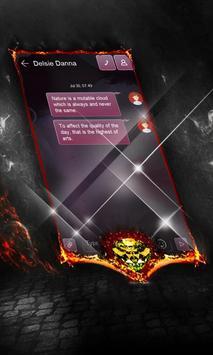 Gentle SMS Cover apk screenshot