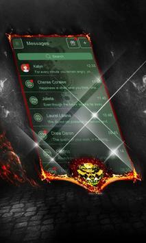 Horn Radio SMS Cover apk screenshot