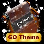 Caramel SMS Layout icon