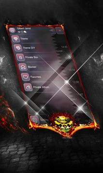 Cloudy SMS Layout apk screenshot