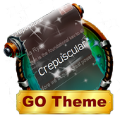 Crepuscular SMS Layout icon