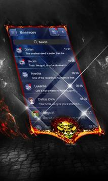 Abyss SMS Layout poster