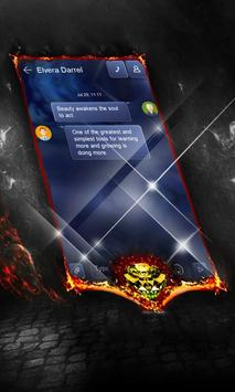 Abyss SMS Layout apk screenshot