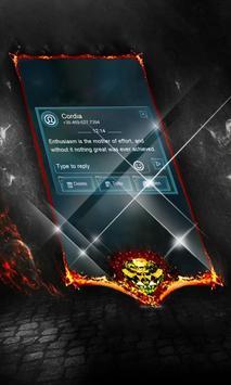 Agile SMS Layout apk screenshot