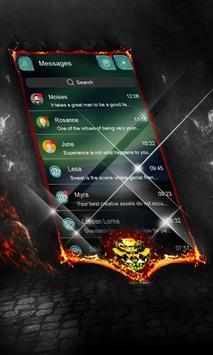 Aurora SMS Layout poster