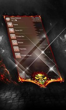 Brown life SMS Layout apk screenshot