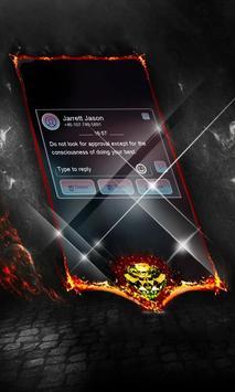 Dreamer SMS Layout apk screenshot