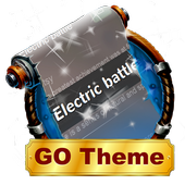 Electric battle SMS Layout icon