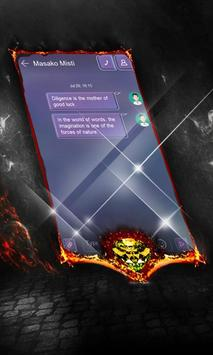 Elegant SMS Layout screenshot 9