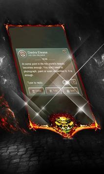 Fractals SMS Layout apk screenshot