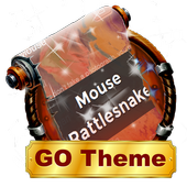 Mouse Rattlesnake SMS Layout icon
