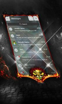 Mouse Willet SMS Layout apk screenshot
