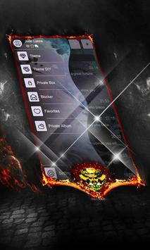 Matter Blur SMS Layout apk screenshot