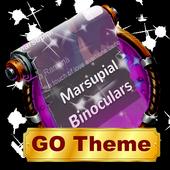 Marsupial Binoculars SMS icon