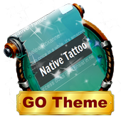 Native Tattoo SMS Layout icon