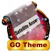 Satellite Answer SMS Layout icon