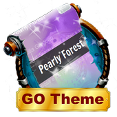 Pearly Forest SMS Layout icon