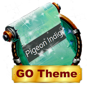 Pigeon Indigo SMS Layout icon