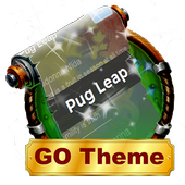 Pug Leap SMS Layout icon