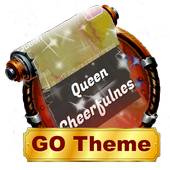 Queen Cheerfulness SMS Layout icon
