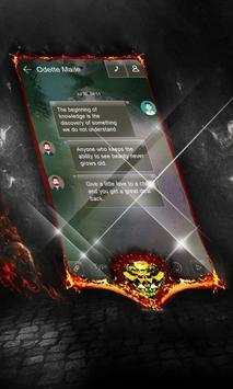 Queen Spaceflight SMS Layout apk screenshot