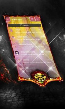 Radio Tail SMS Layout apk screenshot