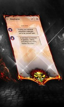 Rare Pearlfish SMS Layout screenshot 1