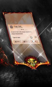 Rare Pearlfish SMS Layout screenshot 2
